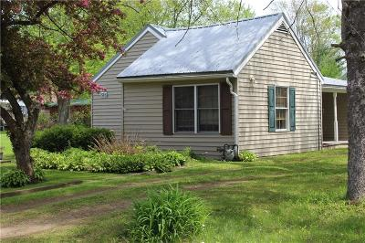 Chautauqua County Single Family Home A-Active: 3956 South Harold Avenue