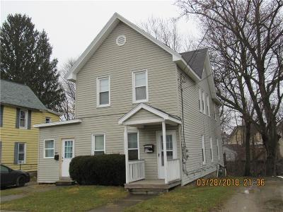 Chautauqua County Multi Family 2-4 A-Active: 199 Barrett Avenue