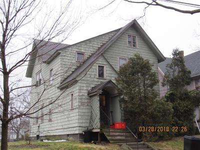 Chautauqua County Multi Family 2-4 A-Active: 50 Fairmount Avenue