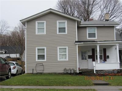 Chautauqua County Multi Family 2-4 A-Active: 804 Prendergast Avenue