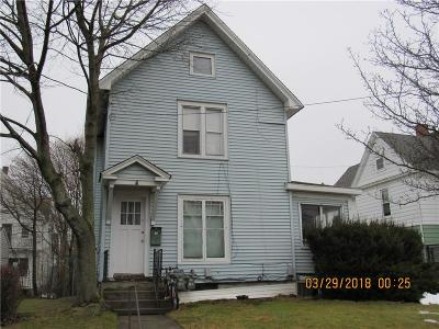 Chautauqua County Multi Family 2-4 A-Active: 138 Park Street