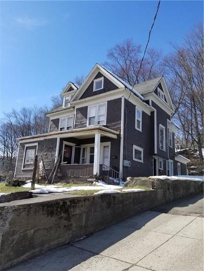 Jamestown NY Multi Family 2-4 A-Active: $25,000