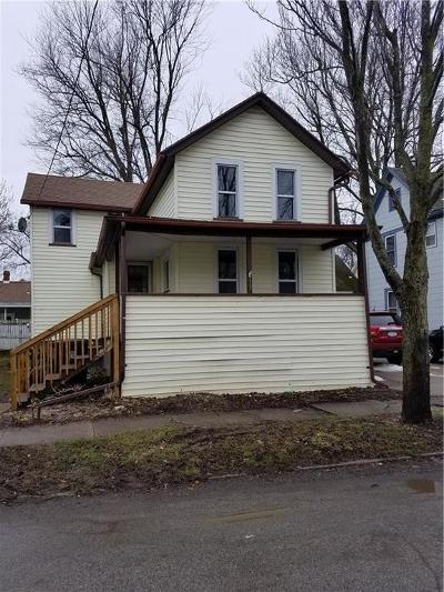 Batavia-City NY Single Family Home A-Active: $54,500