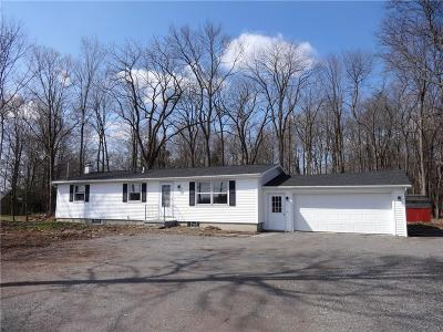 Single Family Home A-Active: 1206 Mile Square Road