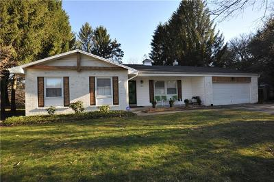 Pittsford Single Family Home A-Active: 101 Kirklees Road