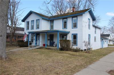 Mayville NY Multi Family 2-4 U-Under Contract: $49,500