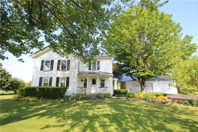 Orleans County Single Family Home A-Active: 1408 Kendall Road