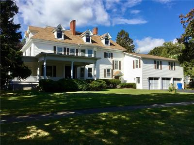 Geneva-City NY Single Family Home A-Active: $284,900