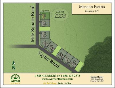 Residential Lots & Land A-Active: 00 Mile Square