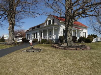 Gorham Single Family Home A-Active: 3094 Lake To Lake Road