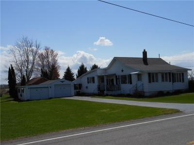Genesee County Single Family Home A-Active: 1524 Ledge Road