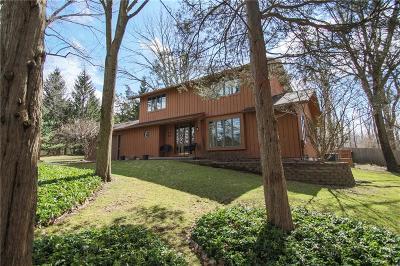 Single Family Home A-Active: 61 Drumlin View Drive