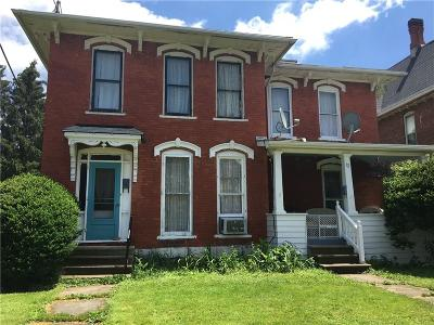 Allegany Single Family Home A-Active: 12 North 4th Street