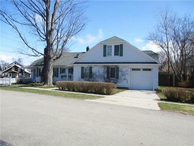 Chautauqua County Single Family Home A-Active: 1247 Dixie Avenue