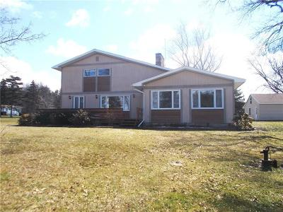 Dunkirk Single Family Home A-Active: 3271 Route 5