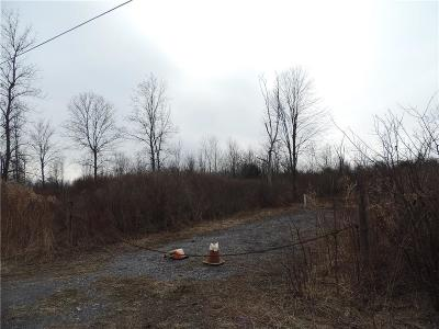 Monroe County Residential Lots & Land A-Active: Clarkson Parma Tnl Road