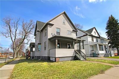 Monroe County Single Family Home A-Active: 1486 East Main Street