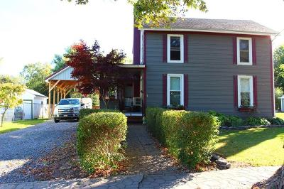 Orleans County Single Family Home A-Active: 16 East Union Street