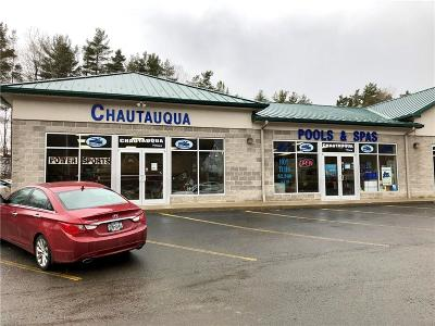Chautauqua County Commercial Lease A-Active: 1739 Foote Ext Avenue