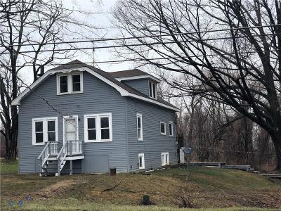 Single Family Home Sold: 6374 Route 5