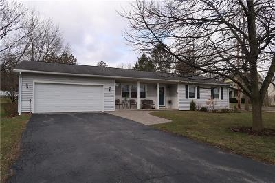 Canandaigua NY Single Family Home Sold: $198,000