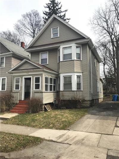 Single Family Home Sold: 562 Seward Street