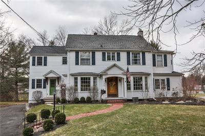Pittsford Single Family Home A-Active: 133 South Main Street