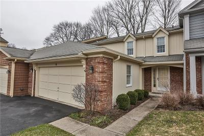 Pittsford Condo/Townhouse A-Active: 8 Winding Wood