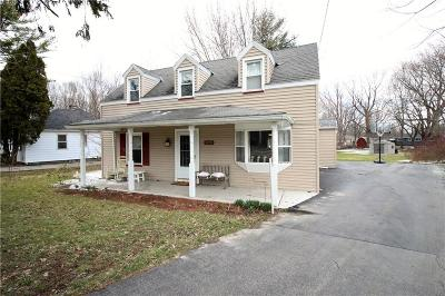 Penfield Single Family Home C-Continue Show: 1170 Bay Road