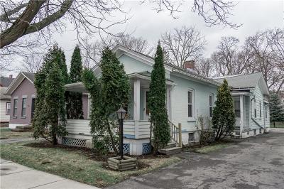 Rochester Single Family Home A-Active: 390 Gregory Street