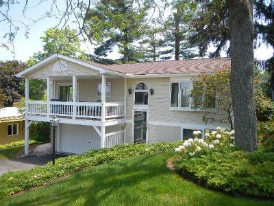 Chautauqua Single Family Home A-Active: 3 Maple Avenue
