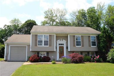 Single Family Home A-Active: 1091 Fawn Wood Drive