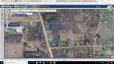 Chautauqua County Residential Lots & Land A-Active: 0 North East Ext