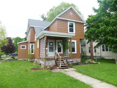 Seneca Falls NY Single Family Home A-Active: $79,900