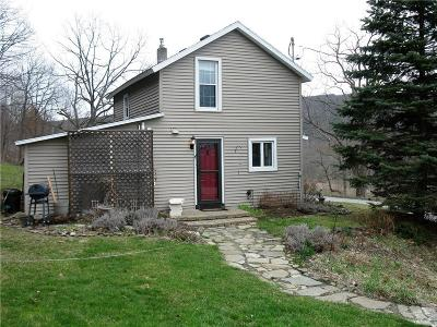 Middlesex NY Single Family Home A-Active: $132,900