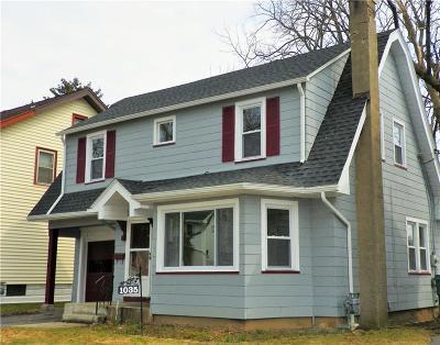 Rochester Single Family Home A-Active: 1035 Arnett Boulevard