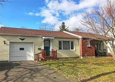 Jamestown Single Family Home A-Active: 22 Widrig Avenue