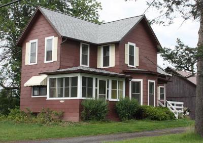 Monroe County Single Family Home A-Active: 1358 Hilton Parma Road