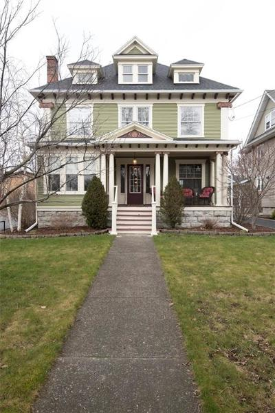 Auburn Single Family Home A-Active: 93 East Genesee Street