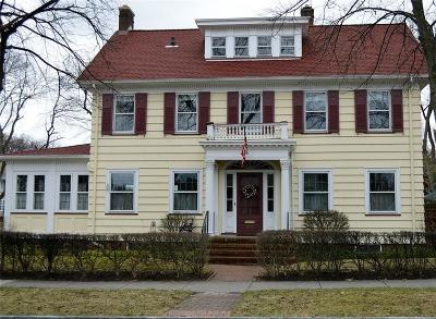 Rochester Single Family Home A-Active: 271 Aberdeen Street