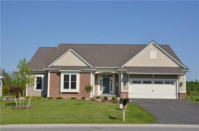 Pittsford Single Family Home A-Active: 5 Rockdale Meadows