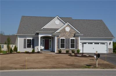 Pittsford Single Family Home A-Active: 7 Rockdale Meadows