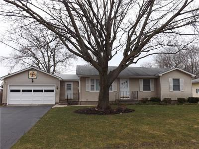 Genesee County Single Family Home A-Active: 26 Munger Street