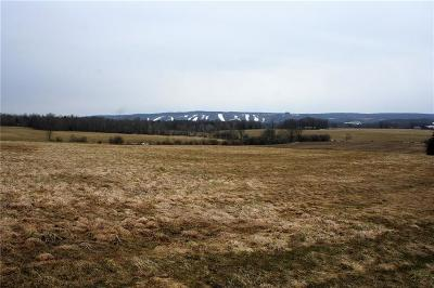 Chautauqua County Residential Lots & Land A-Active: 9797 Harrington Hill Road