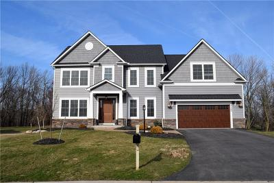 Victor Single Family Home A-Active: 7165 Brent Knl.