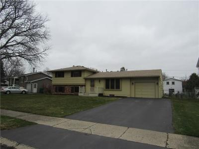 Irondequoit Single Family Home A-Active: 135 Bay Knoll Road