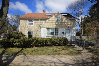 Rochester Multi Family 2-4 A-Active: 320 Castleman Road