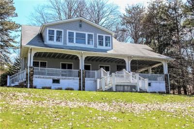 Bemus Point Single Family Home A-Active: 5745 Chedwel Avenue