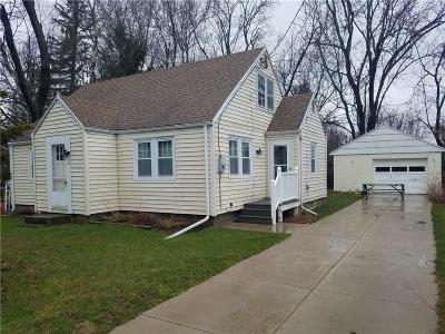 Genesee County Single Family Home A-Active: 21 Adams Street