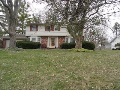 Pittsford Single Family Home A-Active: 14 Harper Drive